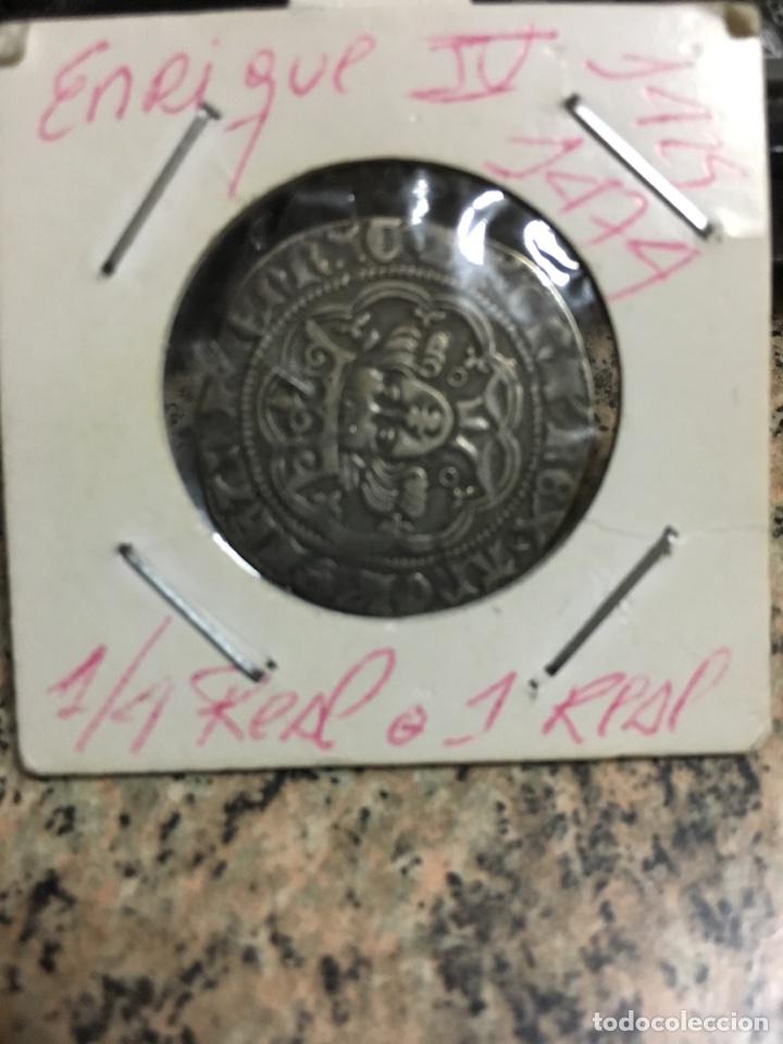 Monedas antiguas: GROAT ENRIQUE VI INGLATERRA-GROAT HENRY VI 1422-1461-MONEDA MEDIEVAL EXCELENTE CONSERVACION-MUY RARA - Foto 3 - 107147550