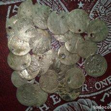 Monedas antiguas: LOTE DE MONEDAS OTOMANAS A IDENTIFICAR. Lote 107943915