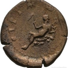 Monedas antiguas: MACEDONIA! AMPHIPOLIS (ANFÍPOLIS)! BRONCE! PSEUDO-AUTÓNOMO! (SIGLO I A III DC) MBC MUY RARA. Lote 112821559