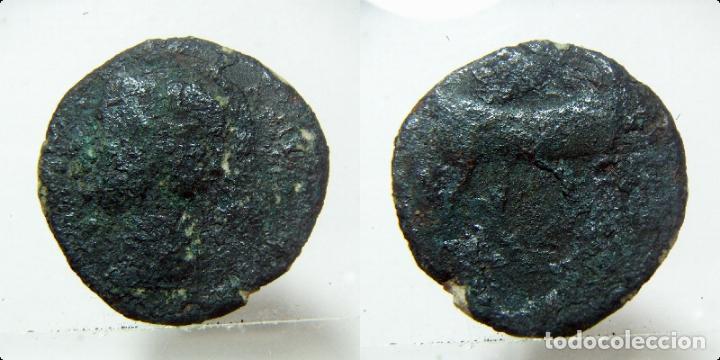MONEDA CARTAGINESA (Numismática - Periodo Antiguo - Otras)