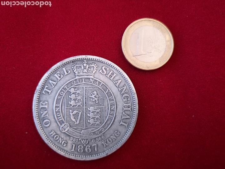 Monedas antiguas: Moneda antigua china - Foto 2 - 136540070