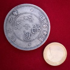 Monedas antiguas: MONEDA DRAGON CHINA. Lote 130869983