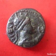 Monedas antiguas: TETRADRACMA INDOESCITA. SOTER MEGA. IMP. KUSHAN. 65/103 DC.. Lote 131944734