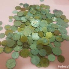 Monedas antiguas: LOTE MONEDAS MAS DE 200 MONEDAS. Lote 134708478