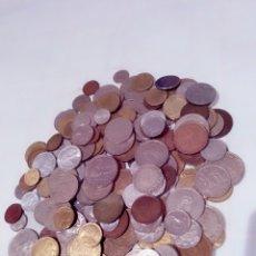 Monedas antiguas: LOTE MUNDO DE 50 MONEDAS. Lote 136750121