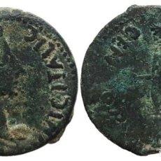 Monedas antiguas: AS DE ITÁLICA, SANTIPONCE (SEVILLA) - 27 MM / 13,14 GR.. Lote 147362638