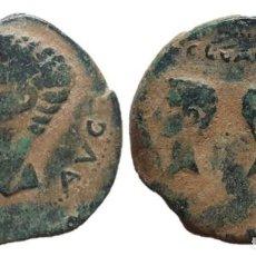 Monedas antiguas: DUPONDIO DE JULIA TRADUCTA, ALGECIRAS (CÁDIZ) - 33 MM / 21,08 GR.. Lote 147363622