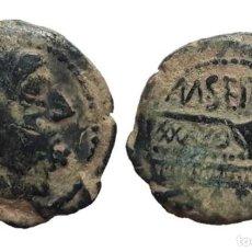 Monedas antiguas: SEMIS DE CARTEIA, SAN ROQUE (CÁDIZ) - 23 MM / 7,30 GR.. Lote 147365826