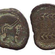 Monedas antiguas: AS DE CARMO, CARMONA (SEVILLA) - 33 MM / 28,97 GR.. Lote 147879526