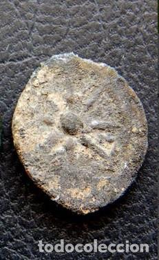JUDEA ALEXANDER JANNAEUS 103-76 A.C., AE PRUTAH. (Numismática - Periodo Antiguo - Otras)