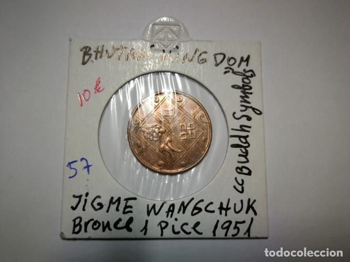 BHUTAN KINGDOM (Numismática - Periodo Antiguo - Otras)