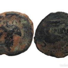 Monedas antiguas: SEMIS DE ACINIPO, RONDA (MALAGA) - 21 MM / 7,40 GR.. Lote 152063602