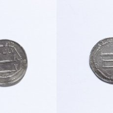 Monedas antiguas: MONEDA DE PLATA DE 1 DIRHAM ABBASID. AL KUFE. Lote 53692302