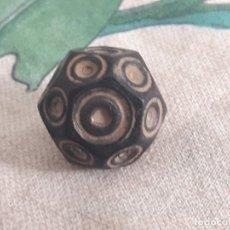 Monedas antiguas: ISLÁMICO, PESOS ISLÁMICOS. SIGLO 10 AL 13 D-C-. PESO DE 10 DIRHAMS (BRONCE, 16X10X14 MM, 29.33 G. Lote 175982967