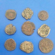 Monedas antiguas: LOTE MONEDAS ANTIGUAS ROMANAS?. Lote 194403258