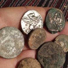 Monedas antiguas: MONEDAS A IDENTIFICAR(1) PLATA. Lote 198883991