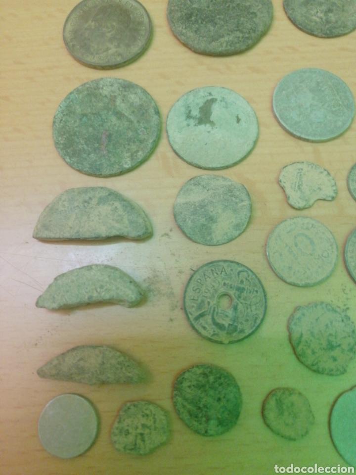 Monedas antiguas: LOTE DE 53 MONEDAS VARIADAS - Foto 4 - 205069673