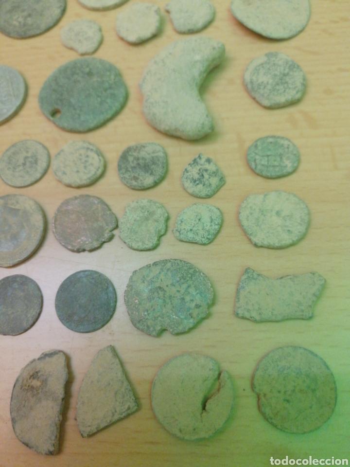 Monedas antiguas: LOTE DE 53 MONEDAS VARIADAS - Foto 6 - 205069673