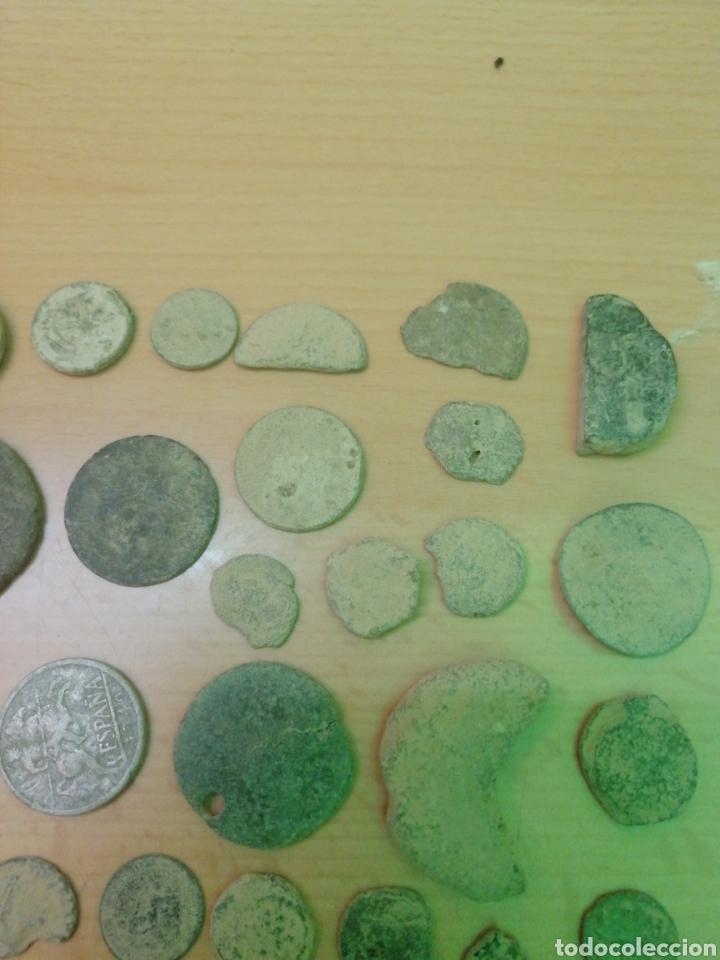 Monedas antiguas: LOTE DE 53 MONEDAS VARIADAS - Foto 7 - 205069673