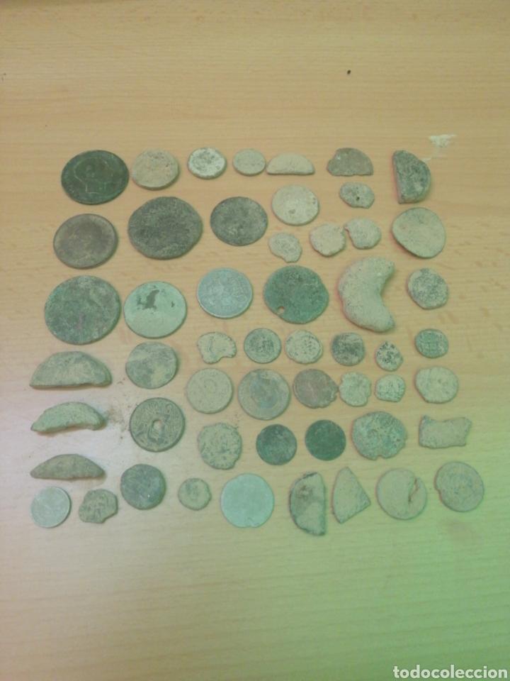 LOTE DE 53 MONEDAS VARIADAS (Numismática - Periodo Antiguo - Otras)
