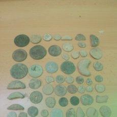 Monedas antiguas: LOTE DE 53 MONEDAS VARIADAS. Lote 205069673