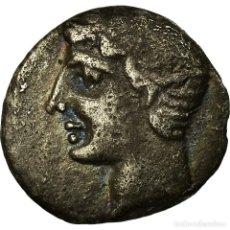 Monedas antiguas: MONEDA, MASSALIA, OBOL, MARSEILLE, MBC, PLATA, SNG-COP:723-8. Lote 205076957