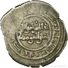 Monedas antiguas: MONEDA, FATIMIDS, AL-HAKIM, FRACTIONAL DIRHAM, AL-MAHDIYA, BC+, PLATA. Lote 205205532