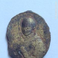 Monedas antiguas: ANTIGUO ABRONO DE BRONCE IMPERIO BIZANTINO. Lote 205753697