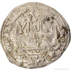 Monedas antiguas: MONEDA, UMAYYADS OF SPAIN, HISHAM II, DIRHAM, AH 391 (1001/02), AL-ANDALUS, MBC. Lote 208834535