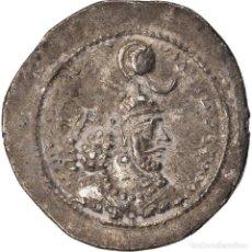 Monedas antiguas: MONEDA, SASANIAN KINGS, YAZDGARD I, DRACHM, MBC, PLATA. Lote 208842681