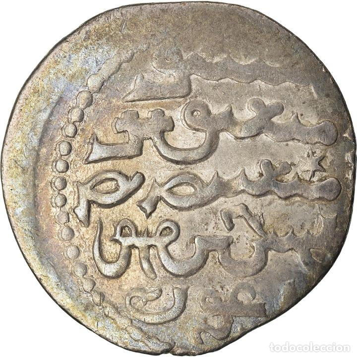 Monedas antiguas: Moneda, Ilkhanids, Arghun, Dirham, AH 684 (1285), Tabriz, MBC, Plata - Foto 2 - 208847718