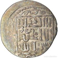 Monedas antiguas: MONEDA, ILKHANIDS, ARGHUN, DIRHAM, AH 684 (1285), TABRIZ, MBC, PLATA. Lote 208847718