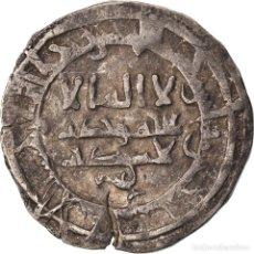 Monedas antiguas: MONEDA, UMAYYADS OF SPAIN, HISHAM II, DIRHAM, AH 388 (998/999), AL-ANDALUS, BC+. Lote 208852322