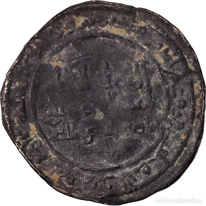 Monedas antiguas: Moneda, Umayyads of Spain, al-Hakam II, Dirham, AH 357 (967/968), Madinat - Foto 2 - 208853561