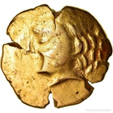 Monedas antiguas: MONEDA, AULERCI CENOMANI, STATER, BC+, ORO, DELESTRÉE:2153. Lote 208900333