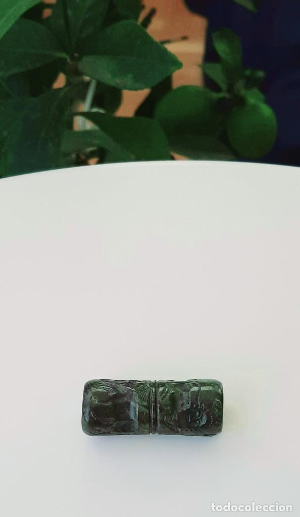 Monedas antiguas: Cilindro-Sello Akkadio. Akkadian Cylinder-Seal. Circa 2300-2200 a.c. Mesopotamia - Foto 9 - 217178847