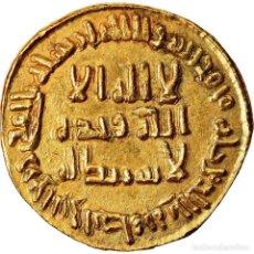 Monedas antiguas: MONEDA, UMAYYAD CALIPHATE, AL-WALID I, DINAR, AH 93 (711/712), DIMASHQ, MBC+. Lote 221849738