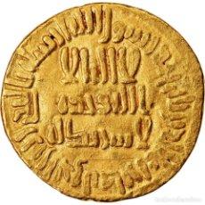 Monedas antiguas: MONEDA, UMAYYAD CALIPHATE, SULAYMAN, DINAR, AH 98 (716/717), DIMASHQ, MBC, ORO. Lote 221849758