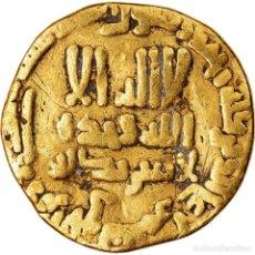 Monedas antiguas: MONEDA, ABBASID CALIPHATE, HARUN AL-RASHID, DINAR, AH 176 (792/793), BC+, ORO. Lote 221850320