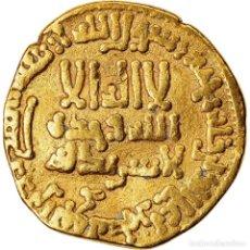 Monedas antiguas: MONEDA, ABBASID CALIPHATE, HARUN AL-RASHID, DINAR, AH 187 (802/803), MISR, BC+. Lote 221850332
