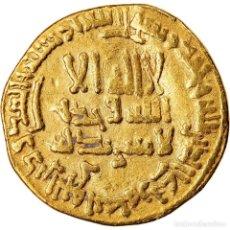 Monedas antiguas: MONEDA, ABBASID CALIPHATE, AL-MAHDI, DINAR, AH 166 (782/783), MBC, ORO. Lote 221850403