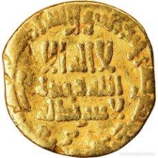 Monedas antiguas: MONEDA, ABBASID CALIPHATE, HARUN AL-RASHID, DINAR, AH 189 (804/805), MISR, BC+. Lote 221850438