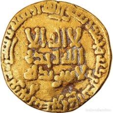 Monedas antiguas: MONEDA, ABBASID CALIPHATE, AL-MANSUR, DINAR, AH 152 (769/770), BC+, ORO. Lote 221850653