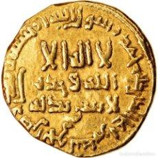Monedas antiguas: MONEDA, ABBASID CALIPHATE, AL-MAHDI, DINAR, AH 168 (784/785 AD), MBC, ORO. Lote 221850803
