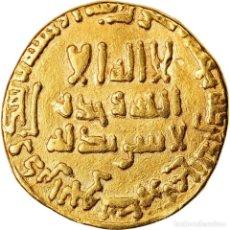 Monedas antiguas: MONEDA, ABBASID CALIPHATE, AL-MAHDI, DINAR, AH 167 (783/784), MBC, ORO. Lote 221850853