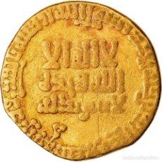 Monedas antiguas: MONEDA, ABBASID CALIPHATE, AL-MANSUR, DINAR, AH 151 (768/769), BC+, ORO. Lote 221851168