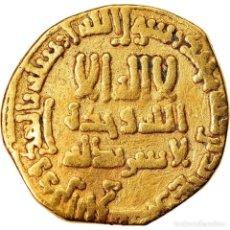 Monedas antiguas: MONEDA, ABBASID CALIPHATE, HARUN AL-RASHID, DINAR, AH 182 (797/798 AD), MISR. Lote 221860622