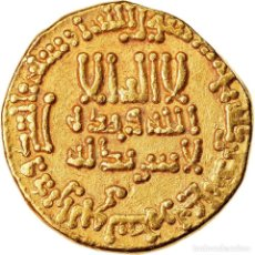 Monedas antiguas: MONEDA, ABBASID CALIPHATE, HARUN AL-RASHID, DINAR, AH 186 (801/802 AD), MISR. Lote 221866833