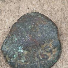 Moedas antigas: MONEDA DE BRONCE ANTIGUA 1694. Lote 226789795