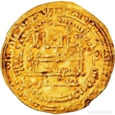 Monedas antiguas: MONEDA, ABBASID CALIPHATE, AL-MU'TAMID, DINAR, AH 260 (873/874), MISR, MBC, ORO. Lote 244018860